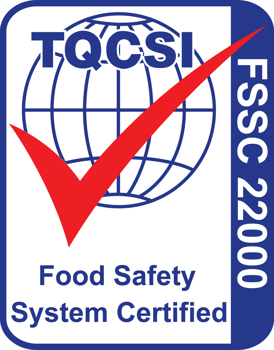 FSSC 22000 Certification Logo