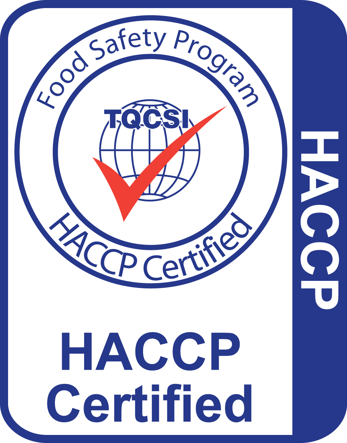 HACCP �C Food Safety Program