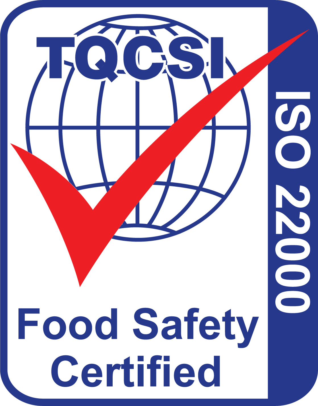 ISO 22000 - Food Safety Management System | TQCSI