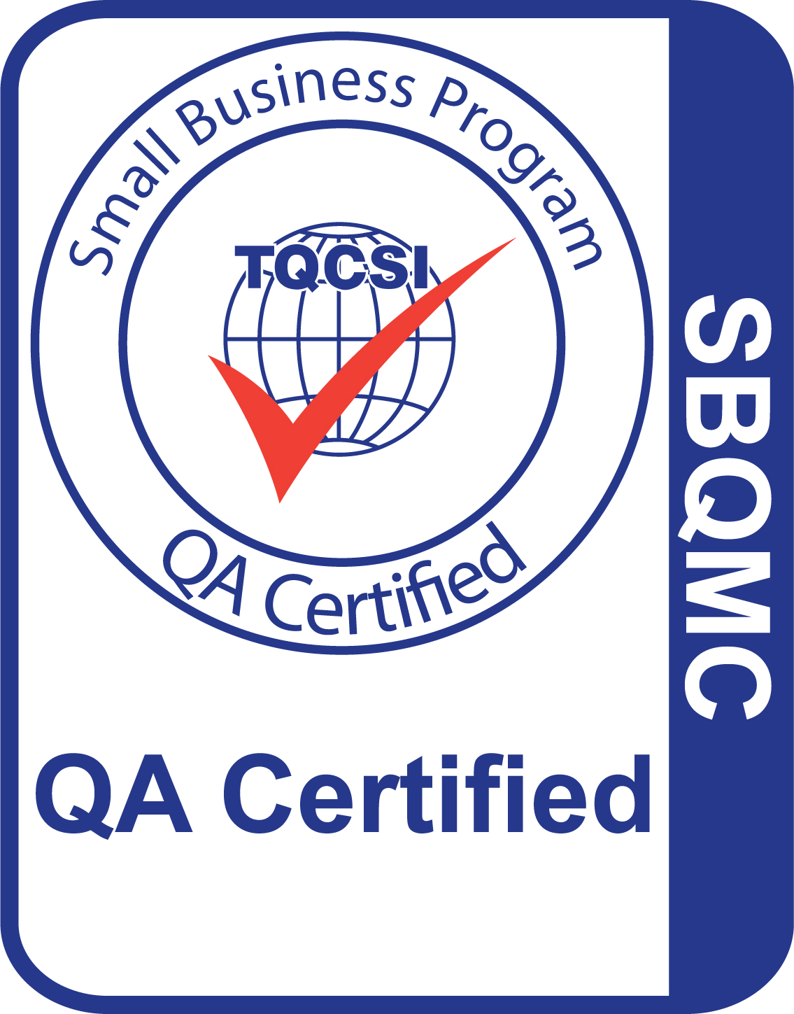 SBQMC Certification Logo