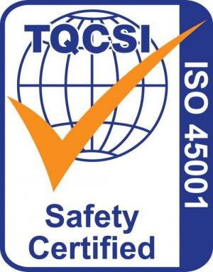ISO 45001 Certification Logo