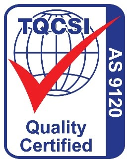 AS 9120 ASD Certification Logo