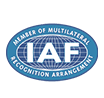 International Accreditation Forum - IAF logo
