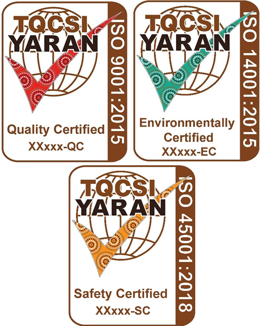 yaran three cert marks